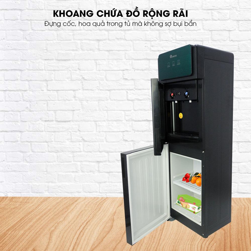 khoang chứa đồ cây nước nóng lạnh Sowun SW 9969